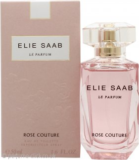 Elie Saab Le Parfum Rose Couture Eau de Toilette 50ml Spray