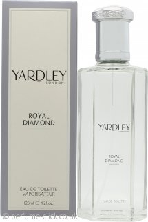 Yardley Royal Diamond Eau de Toilette 125ml Spray