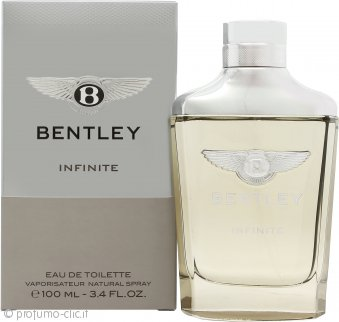 Bentley Infinite Eau de Toilette 100ml Spray