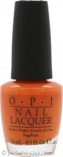 OPI Coca Cola Nail Lacquer 15ml Orange You Stylish