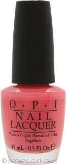 OPI Coca Cola Nail Lacquer 15ml Sorry I'm Fizzy Today