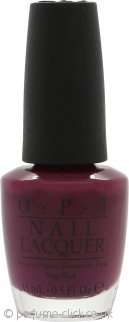 OPI Coca Cola Nail Lacquer 15ml Get Cherried Away