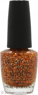 OPI Nail Lacquer 15ml Orange You Fantastic NLC20