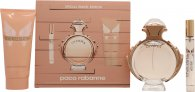 Paco Rabanne Olympea Gift Set 80ml EDP + 100ml Body Lotion + 10ml EDP Travel Spray
