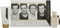 One Direction Between Us Gift Set 50ml EDP + 150ml Balsam do Ciała