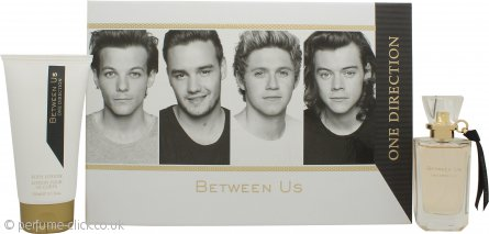 One Direction Between Us Gift Set 50ml EDP + 150ml Body Lotion