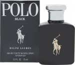 Ralph Lauren Polo Black Eau de Toilette 75ml Spray