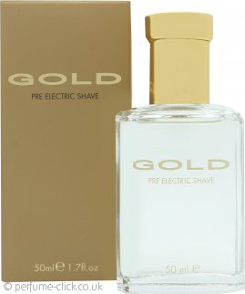 Yardley Gold Pre-Electric Shaving Lotion  50ml