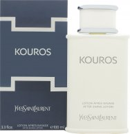 Yves Saint Laurent Kouros Aftershave Splash 3.4oz (100ml)