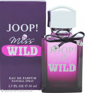 Joop! Miss Wild Eau de Parfum 50ml Spray