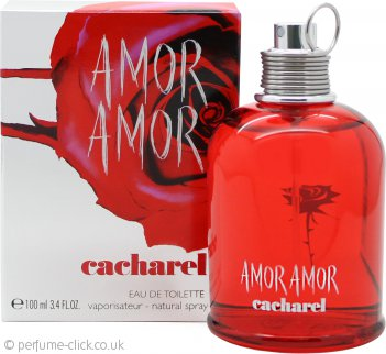 Cacharel Amor Amor Eau de Toilette 100ml Spray