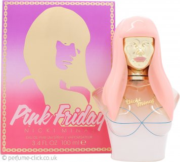 Nicki Minaj Pink Friday Eau de Parfum 100ml Spray