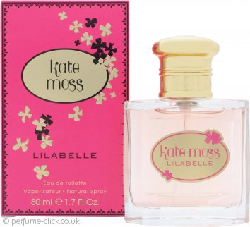 Kate Moss Lilabelle Eau de Toilette 50ml Spray
