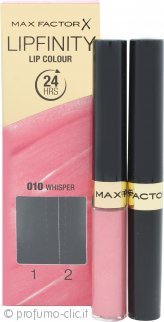 Max Factor Lipfinity Lip Colour - 010 Whisper