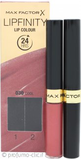 Max Factor Lipfinity Lip Colour - 030 Cool