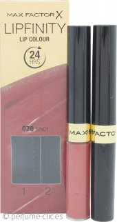 Max Factor Lipfinity Color de Labios - 070 Spicy