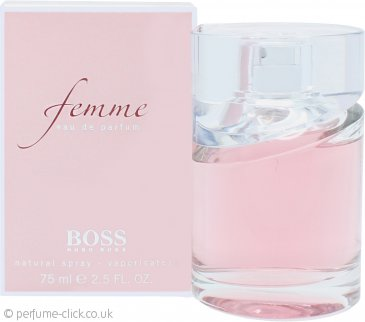 Hugo Boss Femme Eau de Parfum 75ml Spray