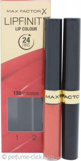 Max Factor Lipfinity Lip Colour - 130 Luscious