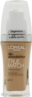 L'Oreal True Match The Foundation 30ml - W3 Golden Beige
