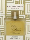 Celine Dion Celine Dion Signature Eau de Toilette 100ml Spray