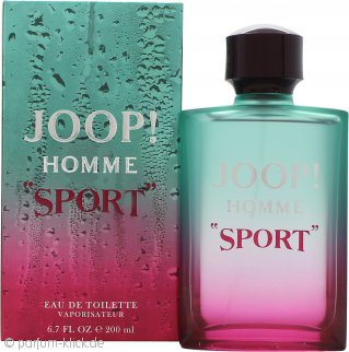 Joop! Homme Sport Eau de Toilette 200ml Spray