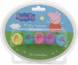 Peppa Pig Five Day Gift Set 5 x 1g Lip Balms