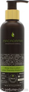 Macadamia Professional Blow Dry Lotion Thermo-Protecteur 198ml