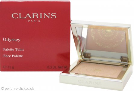 Clarins Odyssey Face Palette 11g