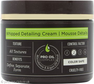 Macadamia Professional Whipped Detailing Cream 57g