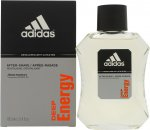 Adidas Deep Energy Aftershave 100ml