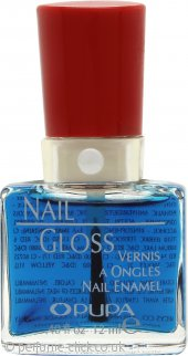 Pupa Nail Gloss Enamel 12ml Blue
