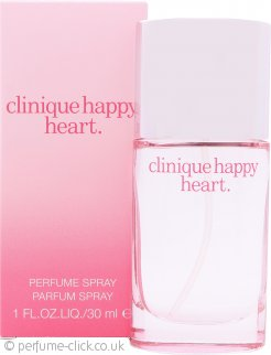 Clinique Happy Heart Eau de Parfum 30ml Spray