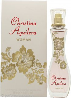 Christina Aguilera Woman Eau de Parfum 50ml Spray