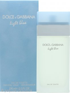 Dolce & Gabbana Light Blue Eau De Toilette 100ml Spray