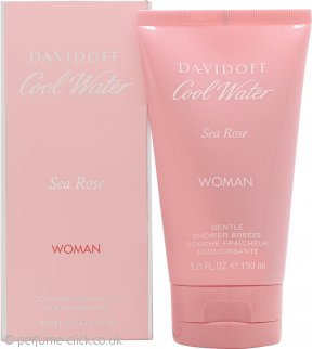 Davidoff Cool Water Sea Rose Shower Gel 150ml