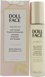 Doll Face Beauty Nourish Anti-Oxidant Protective Moisturizer 50ml
