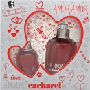 Cacharel Amor Amor Set de Regalo 100ml EDT + 30ml EDT