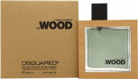 DSquared2 He Wood Eau de Toilette 100ml Vaporizador