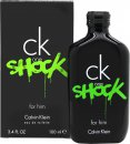 Calvin Klein CK One Shock Eau de toilette 100ml Suihke
