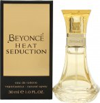 Beyonce Heat Seduction Eau de Toilette 30ml Spray