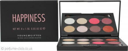 Young & Gifted Eye Shadow Palette - Happines