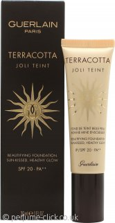 Guerlain Terracotta Sun Kissed Foundation 30g - Dark