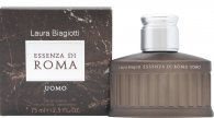 Laura Biagiotti Essenza di Roma Uomo Eau de Toilette 75ml Spray