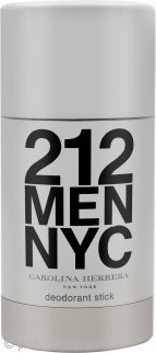Carolina Herrera 212 Men Desodorante de Barra 75g