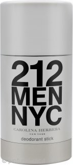 Carolina Herrera 212 Men Deodorante Stick 75g