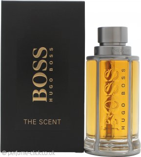 Hugo Boss Boss The Scent Aftershave Lotion 100ml Splash
