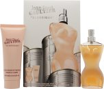 Jean Paul Gaultier Classique Gift Set 50ml EDT + 75ml Shower Gel