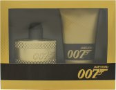 James Bond 007 Gold Geschenkset 50ml EDT + 150ml Douchegel