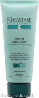 Kerastase Resistance Ciment Anti-Usure Cream 200ml - For Damaged Lenghts and Ends