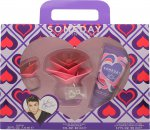 Justin Bieber Someday Set de Regalo 30ml EDP + 50ml Loción Corporal + 7.4ml Mini